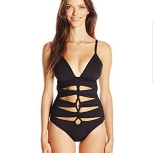 Kenneth Cole Shir thing swimsuit